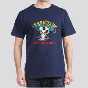 Personalizable Snoopy Legendary T-Shirt