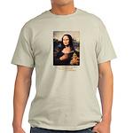Mona Lisa - Light T-Shirt