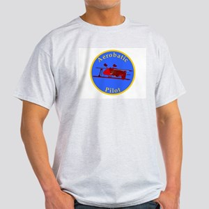 Aerobatic Pilot - Eagle Light T-Shirt