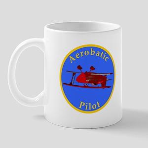 Aerobatic Pilot - Eagle Mug