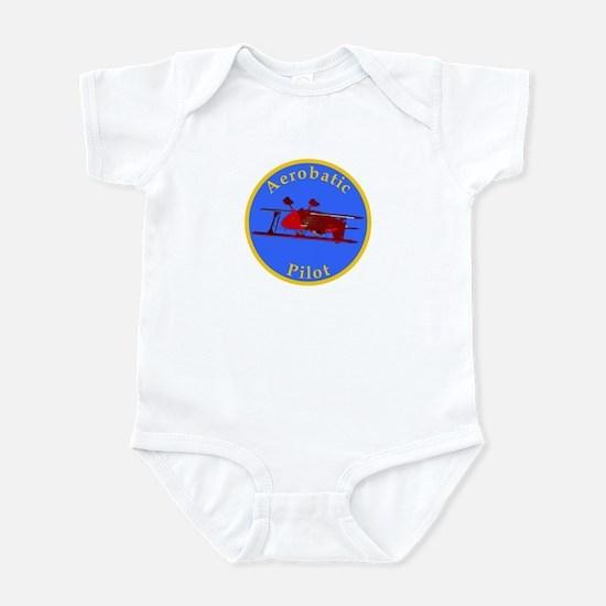 Aerobatic Pilot - Eagle Infant Bodysuit