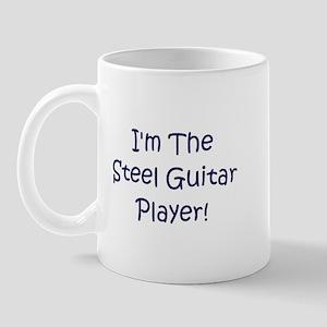 Steel Guitar Player Mug