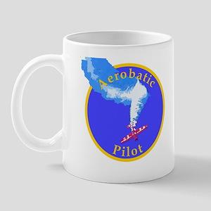 Aerobatic Pilot - Spin Mug