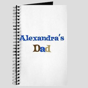 Alexandra's Dad Journal