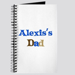 Alexis's Dad Journal
