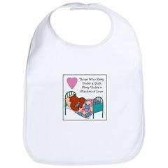 Quilt - Blanket of Love Bib