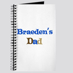 Braeden's Dad Journal