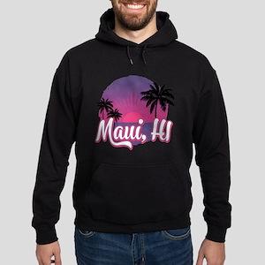 Maui, Hawaii Hoodie (dark)