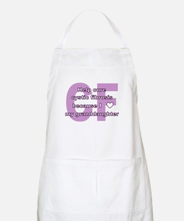*heart* granddaughter BBQ Apron