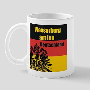 Wasserburg am Inn Deutschland Mug