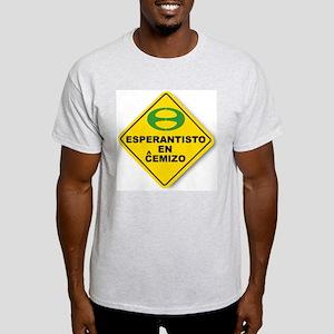 Esperantist in Shirt Light T-Shirt