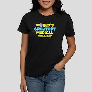 World's Greatest Medic.. (C) Women's Dark T-Shirt