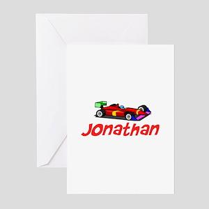 Jonathan Greeting Cards (Pk of 10)