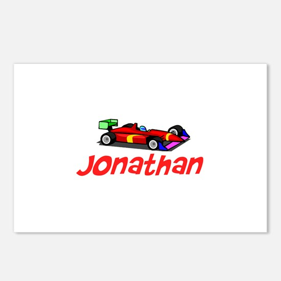 Jonathan Postcards (Package of 8)