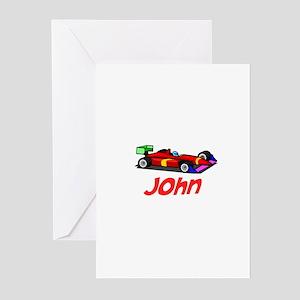 John Greeting Cards (Pk of 10)