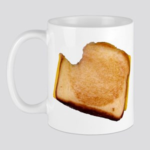 Plain Grilled Cheese Sandwich Mug