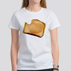 Plain Grilled Cheese Sandwich Women's T-Shirt