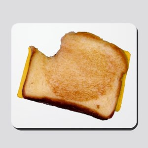Plain Grilled Cheese Sandwich Mousepad
