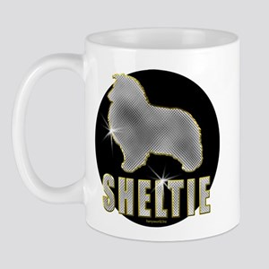 Bling Sheltie Mug