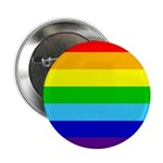 """Rainbow 2.25"""" Button (100 pack)"""