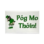 Pog Mo Thoin Rectangle Magnet