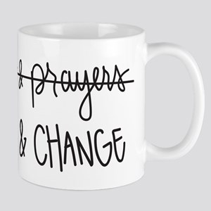Policy & Change 11 oz Ceramic Mug