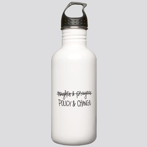 Policy & Change Stainless Water Bottle 1.0L