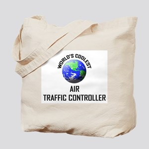 World's Coolest AIR TRAFFIC CONTROLLER Tote Bag