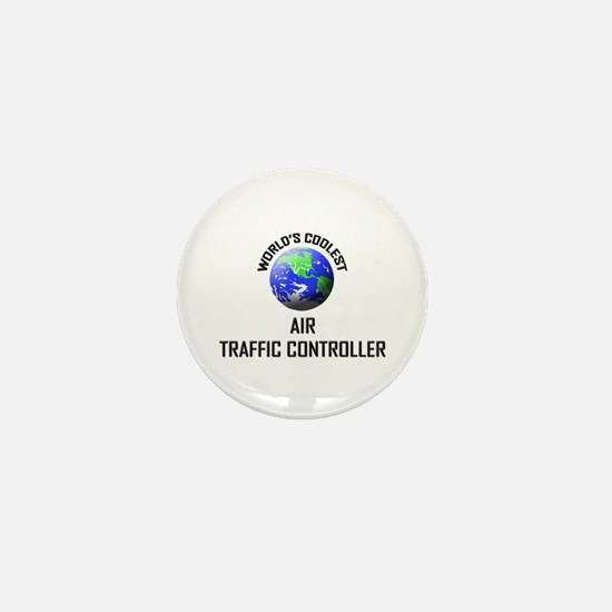 World's Coolest AIR TRAFFIC CONTROLLER Mini Button