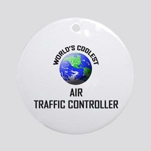 World's Coolest AIR TRAFFIC CONTROLLER Ornament (R