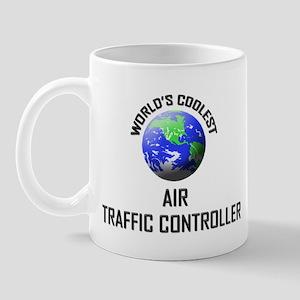 World's Coolest AIR TRAFFIC CONTROLLER Mug