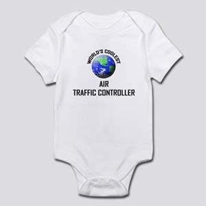 World's Coolest AIR TRAFFIC CONTROLLER Infant Body