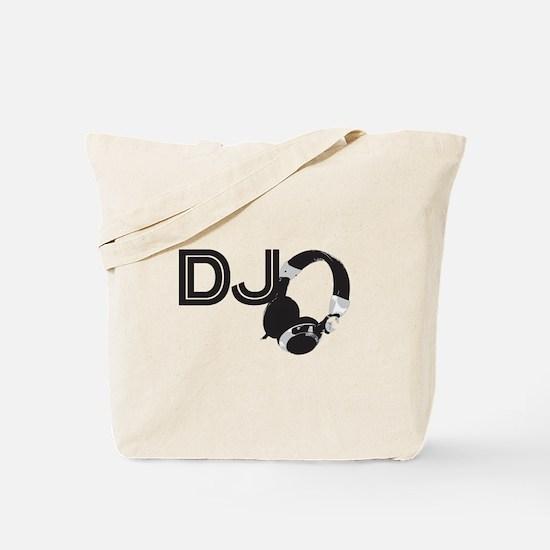 DJ Tote Bag