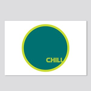 CHILL OUT Postcards (Package of 8)