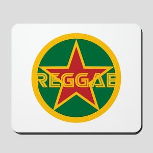 REGGAE STARS Mousepad