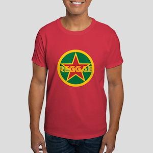 REGGAE STARS Dark T-Shirt