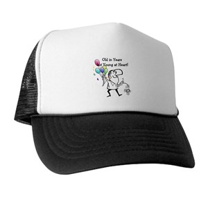 322422f52 40th Birthday For Men Trucker Hats - CafePress