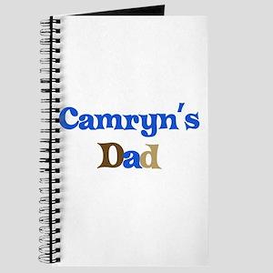 Camryn's Dad Journal