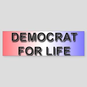 Democrat for life