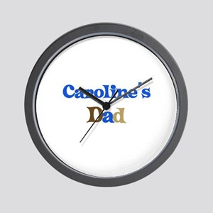 Caroline's Dad Wall Clock