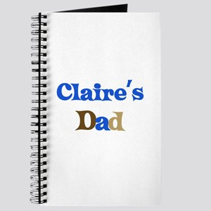 Claire's Dad Journal