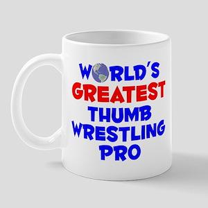 World's Greatest Thumb.. (A) Mug