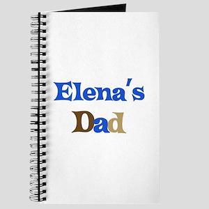 Elena's Dad Journal