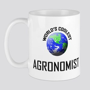 World's Coolest AGRONOMIST Mug