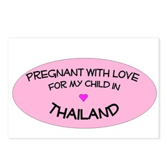 Thailand Adoption Postcards (Package of 8)