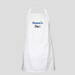 Grace's Dad BBQ Apron