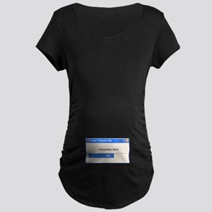 Baby in Progress 2nd trimester MaternityT-Shirt