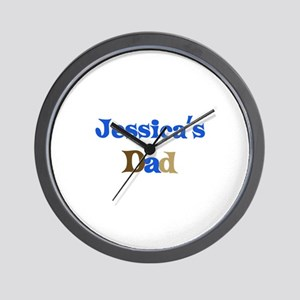 Jessica's Dad Wall Clock