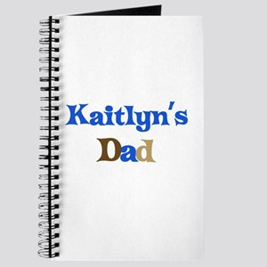 Kaitlyn's Dad Journal