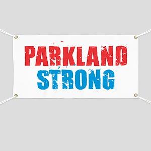 Parkland Strong Banner